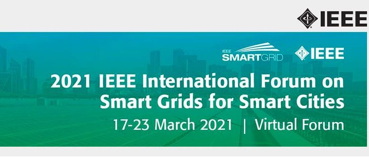 Visit ERIGrid 2.0 at the Virtual IEEE Smart Grids for Smart Cities 2021
